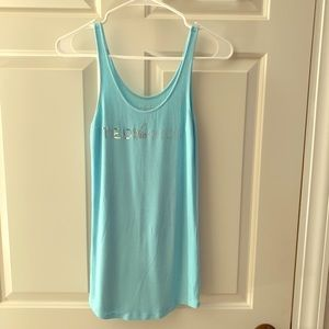 ❤️ Victoria Secret TIED THE KNOT tank top
